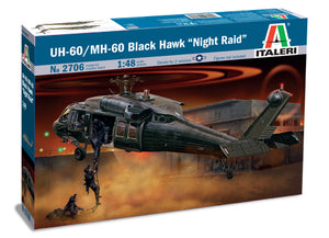 "1/48 UH-60/MH-60 Black Hawk ""Night Raid"""
