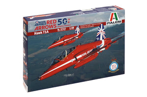 1/48 Hawk T1A ''Royal Air Force Red Arrows 50 display seasons''