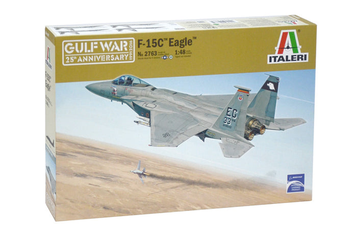 1/48 F-15C ''EAGLE'' - GULF WAR 25th ANNIVERSARY