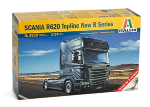 1/24 SCANIA R620 V8 New R Series