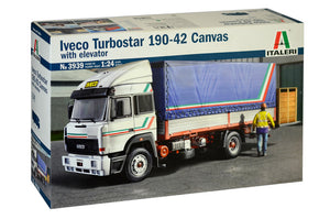 1/24 Iveco Turbostar 190-42 Canvas with elevator