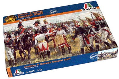1/72 Austrian & Russian General Staff (Napoleonic Wars)