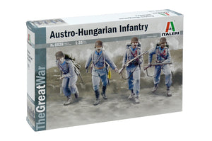 1/35 Austro-Hungarian Infantry (WWI 1914)