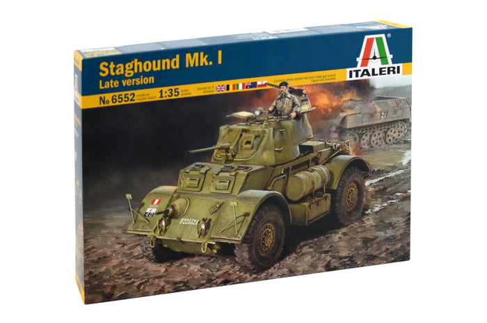 1/35 STAGHOUND MK. I late version