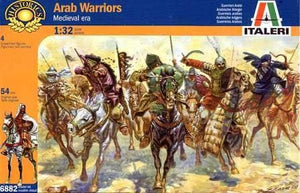 1/32 Arab Warriors (Medieval era)