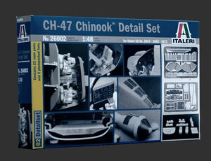 1/48 CH-47 Chinook Detail Set