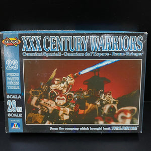 28mm Figures : XXX CENTURY Warriors