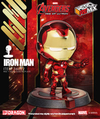 Iron Man Mark XLIII Special Chrome Edition