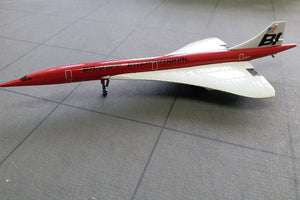 1/400 Concorde - Braniff International N94FC