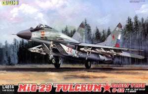 "1/48 MiG-29 ""Fulcrum"" Early Type 9-12"
