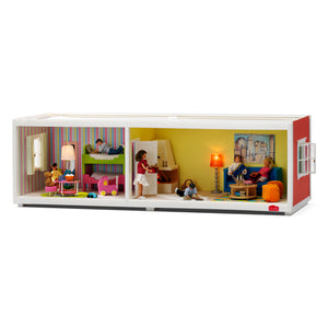 Lundby 1/18 Smaland extension floor