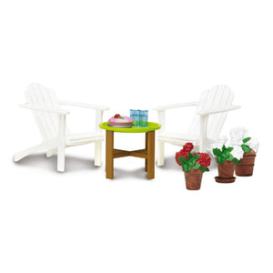 Lundby 1/18 SMALAND GARDEN FURNITURE SET