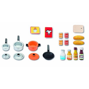 Lundby 1/18 Smaland Kitchen Accessory Set
