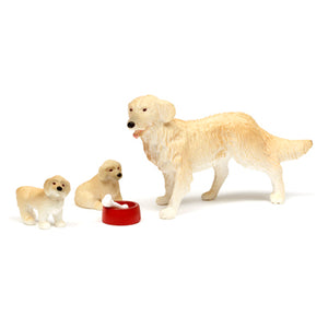 Lundby 1/18 SMALAND DOG FAMILY