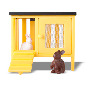 LUNDBY 1/18 SMALAND 2 RABBITS