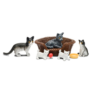 Lundby SMALAND CAT FAMILY
