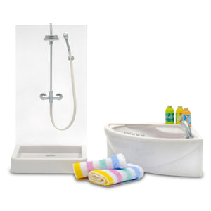 LUNDBY STOCKHOLM BUBBLEPOOL+SHOWER