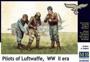 1/35 Pilots of Luftwaffe, WW II era