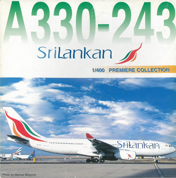 1/400 A330-243 SriLankan Airlines
