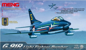 1/72 G.91R Light Fighter Bomber (DS-004)