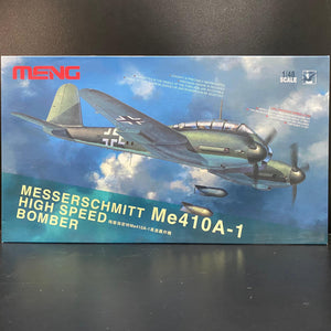 1/48 MESSERSCHMITT ME410A-1 HIGH SPEED BOMBER (LS-003)