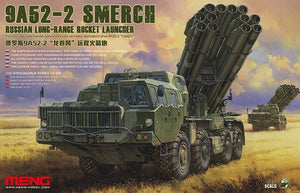 1/35 9A52-2 Smerch Russian Long-Range Rocket Launcher
