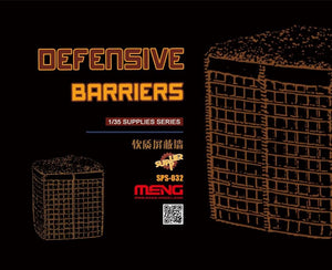 1/35 Defensive Barriers (SPS-032)