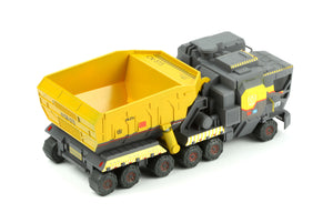 The Wandering Earth CN373 Cargo Truck Iron Ore Truck