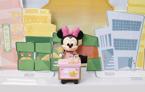 Disney Play Buddies Collection - Egg Waffle Cart (Minnie) Playset