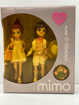 MIMO @ VALENTINE'S DAY - LIMITED EDITION (2 TYPES)