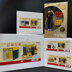 mimo miniature - 孖妹生果 Fruit Store [Package A]