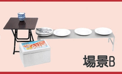 mimo miniature - 潮州打冷 Chiu Chau Dishes (Set B)