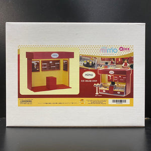 mimo miniature - Ice Cream Shop (Booth) 雪糕店舖面