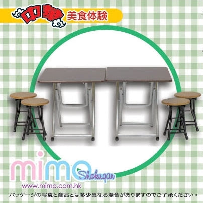 Mimo Miniature Estate fold table /& chair Free Shipping