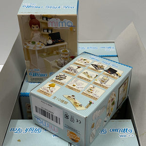 mimo miniature - High Tea (Package B)