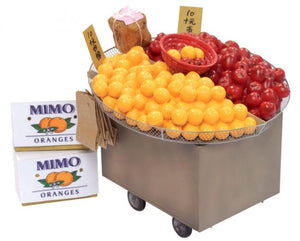 MIMO STREET FOOD SERIES FRUIT CART 懷舊街頭小食-生果檔