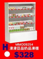 mimo miniature - Circle M 便利店 SET H (Soy Bean & Milk products)