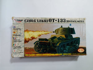 1/72 OT-133 Flame Thrower Tank
