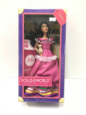 Mexico Barbie® Doll (W3374)
