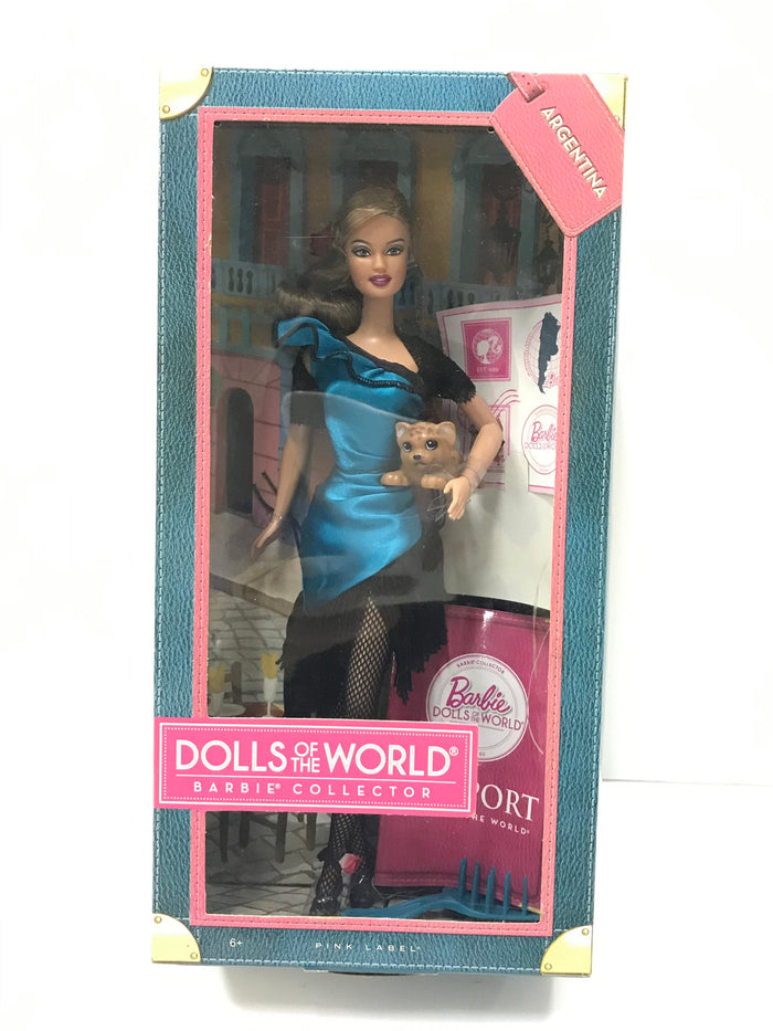 Argentina Barbie® Doll (W3375)