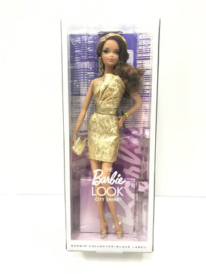 The Barbie Look® City Shine™ Barbie® Doll (CFP36)