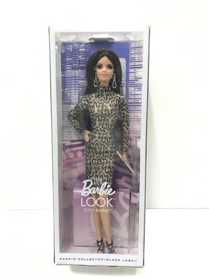 The Barbie Look™ City Shine™ Barbie® Doll (CFP38)