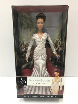 Jennifer Lopez Red Carpet Doll (X8287)