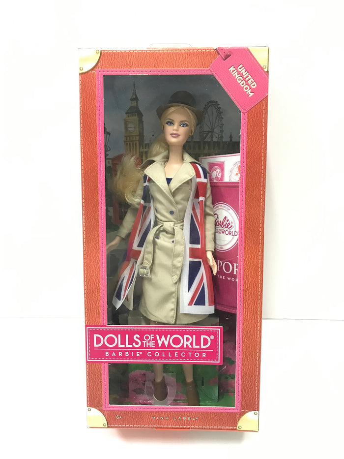 United Kingdom Barbie® Doll (X8426)
