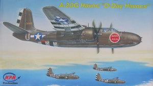 "1/72 A-20G Havoc ""D-Days Havocs"""