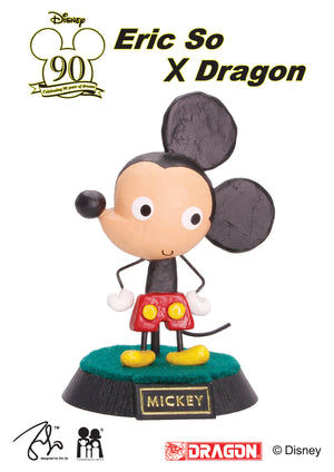 Disney 90th Anniversary Edition - Eric So x Dragon (Mickey) figure