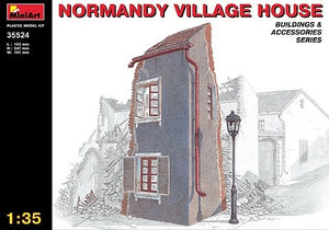 1/35 NORMANDY VILLAGE HOUSE, Building & Accessories Series