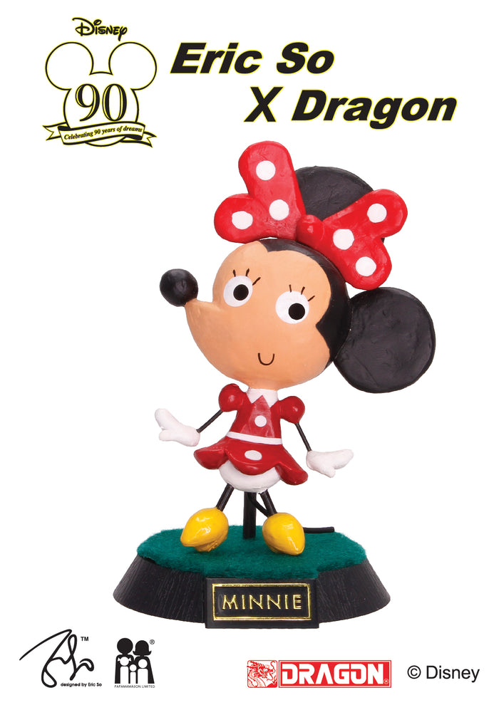 Disney 90th Anniversary Edition - Eric So x Dragon (Minnie) figure