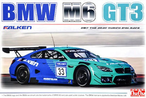 1/24 BMW M6 GT3 Falken 2017 The ADAC Zurich 24H Race