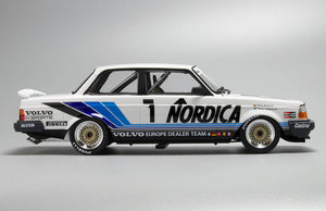 1/24 VOLVO 240 TURBO '86 ETCC Hockenheim Winner
